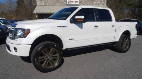 2011 Ford F-150 for sale at Driven Pre-Owned in Lenoir NC