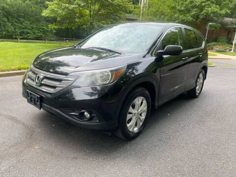 2013 Honda CR-V for sale at Bowie Motor Co in Bowie MD