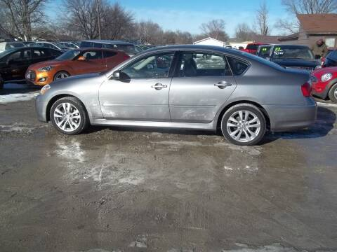 2008 Infiniti M35 for sale at BRETT SPAULDING SALES in Onawa IA