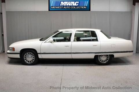 1994 Cadillac DeVille for sale at MIDWEST AUTO COLLECTION in Addison IL