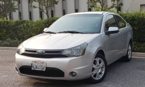 2009 Ford Focus for sale at Carfornia in San Jose CA
