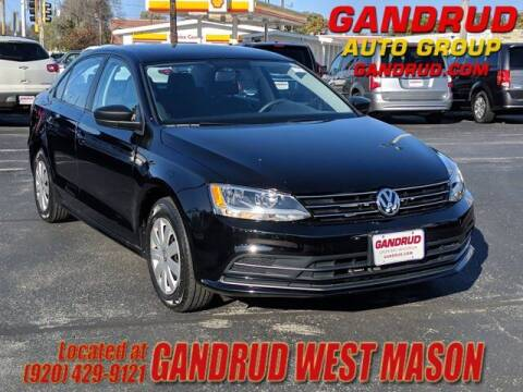 2016 Volkswagen Jetta for sale at GANDRUD CHEVROLET in Green Bay WI