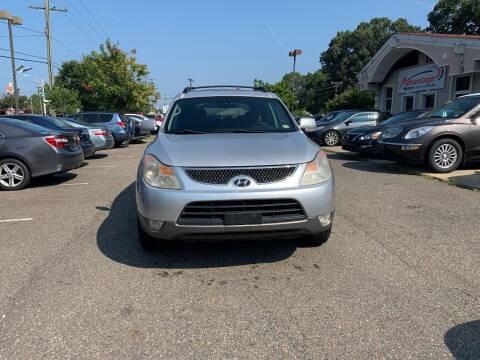 2008 Hyundai Veracruz for sale at Advantage Motors in Newport News VA