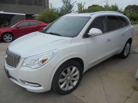 2016 Buick Enclave for sale at Century Auto Sales LLC in Appleton WI