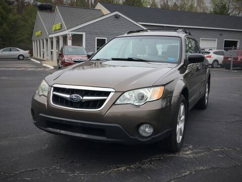2008 Subaru Outback for sale at 207 Motors in Gorham ME