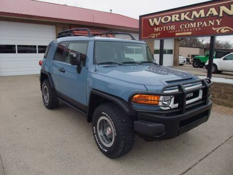 2014 Toyota FJ Cruiser for sale at Workman Motor Company in Murray KY