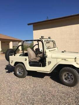 1965 Toyota Land Cruiser for sale at Classic Car Deals in Cadillac MI