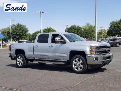2019 Chevrolet Silverado 2500HD for sale at Sands Chevrolet in Surprise AZ