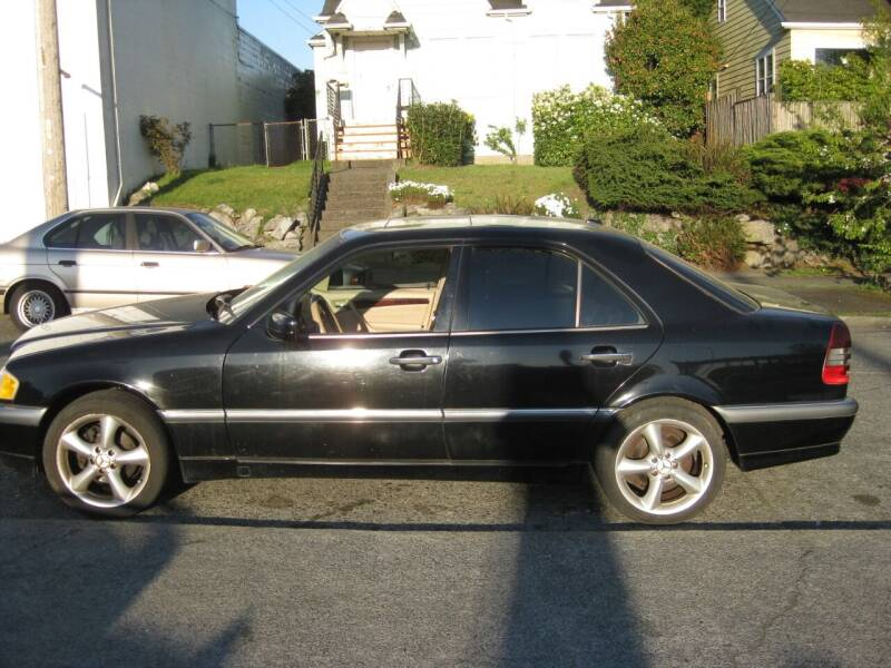 2000 Mercedes-Benz C-Class for sale at UNIVERSITY MOTORSPORTS in Seattle WA