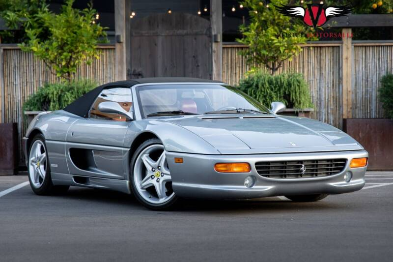 1999 Ferrari F355 for sale at Veloce Motorsales in San Diego CA