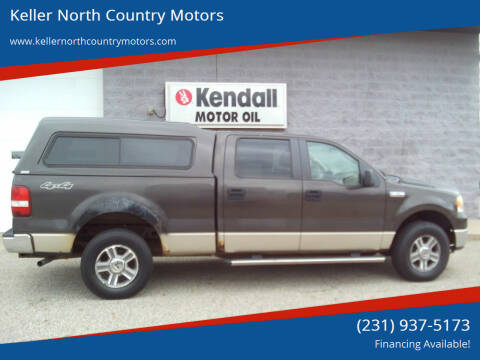2007 Ford F-150 for sale at Keller North Country Motors in Howard City MI