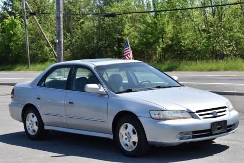 2002 Honda Accord for sale at GREENPORT AUTO in Hudson NY
