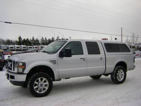 2010 Ford F-250 Super Duty for sale at NORTHWEST AUTO SALES LLC in Anchorage AK