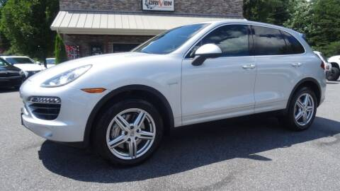 2012 Porsche Cayenne for sale at Driven Pre-Owned in Lenoir NC