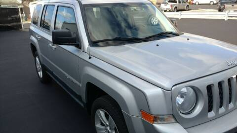 2011 Jeep Patriot for sale at Graft Sales and Service Inc in Scottdale PA