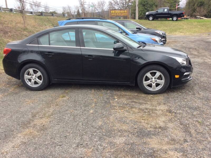 2016 Chevrolet Cruze Limited for sale at Route 102 Auto Sales  and Service in Lee MA