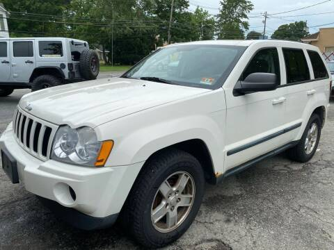 2007 Jeep Grand Cherokee for sale at AMERI-CAR & TRUCK SALES INC in Haskell NJ