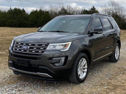 2017 Ford Explorer for sale at TINKER MOTOR COMPANY in Indianola OK