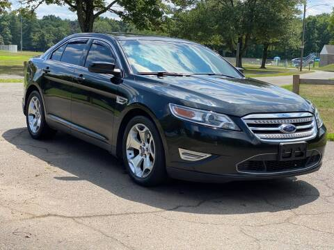 2012 Ford Taurus for sale at Choice Motor Car in Plainville CT