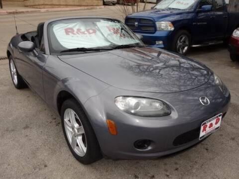 2006 Mazda MX-5 Miata for sale at R & D Motors in Austin TX