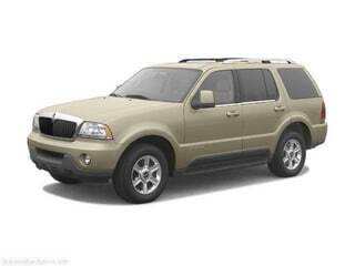 2003 Lincoln Aviator for sale at Winchester Mitsubishi in Winchester VA