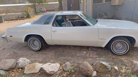 1977 Oldsmobile Cutlass for sale at Classic Car Deals in Cadillac MI
