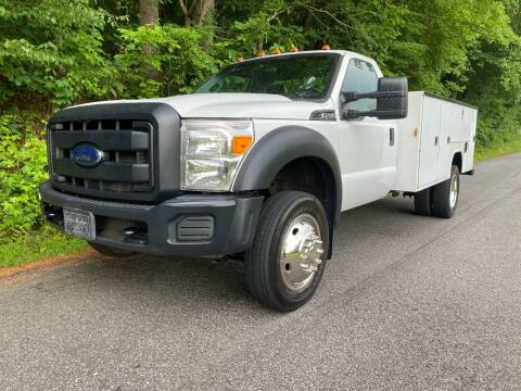 2013 Ford F-450 Super Duty for sale at Lenoir Auto in Lenoir NC