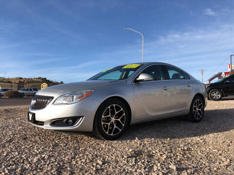 2017 Buick Regal for sale at 1st Quality Motors LLC in Gallup NM