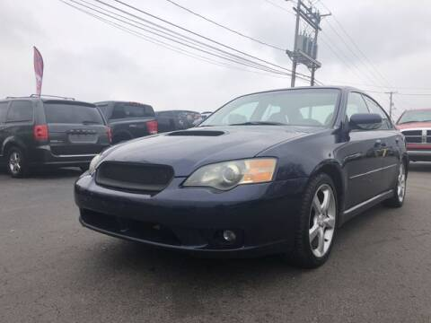 2005 Subaru Legacy for sale at Instant Auto Sales in Chillicothe OH