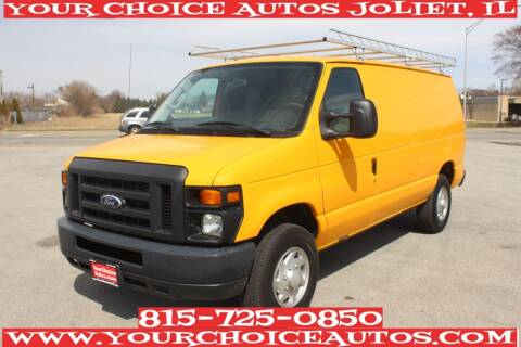 2014 Ford E-Series Cargo for sale at Your Choice Autos - Joliet in Joliet IL