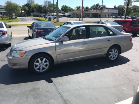 2004 Toyota Avalon for sale at Riviera Auto Sales South in Daytona Beach FL