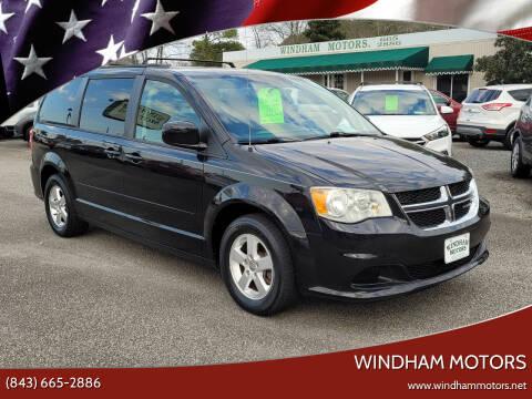 2012 Dodge Grand Caravan for sale at Windham Motors in Florence SC