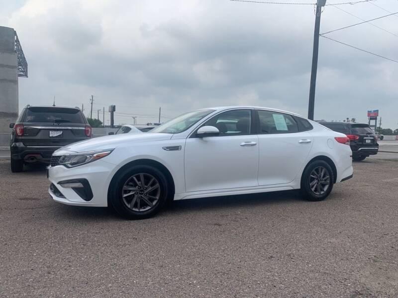 2020 Kia Optima for sale at Primetime Auto in Corpus Christi TX