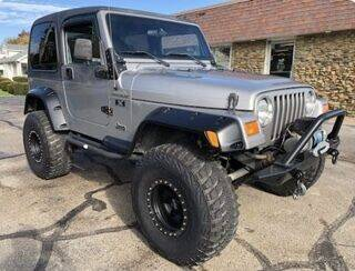 2002 Jeep Wrangler for sale at Approved Motors in Dillonvale OH