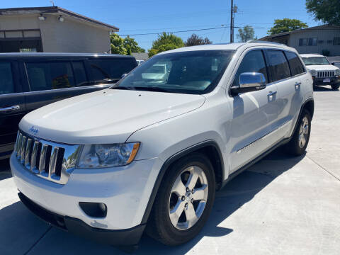 2011 Jeep Grand Cherokee for sale at Allstate Auto Sales in Twin Falls ID
