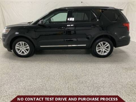 2018 Ford Explorer for sale at Brothers Auto Sales in Sioux Falls SD