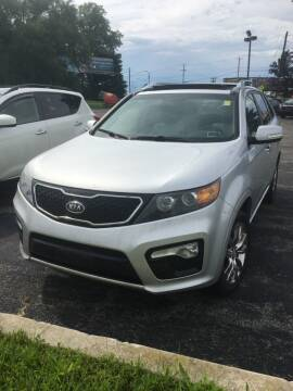 2012 Kia Sorento for sale at Hamburg Motors in Hamburg NY