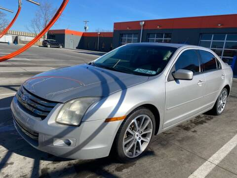 2008 Ford Fusion for sale at Xtreme Auto Mart LLC in Kansas City MO