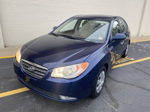 2007 Hyundai Elantra for sale at Carland Auto Sales INC. in Portsmouth VA