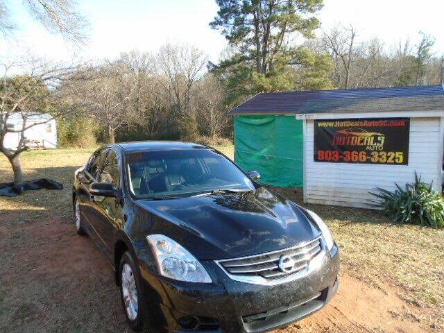 2010 Nissan Altima for sale at Hot Deals Auto LLC in Rock Hill SC