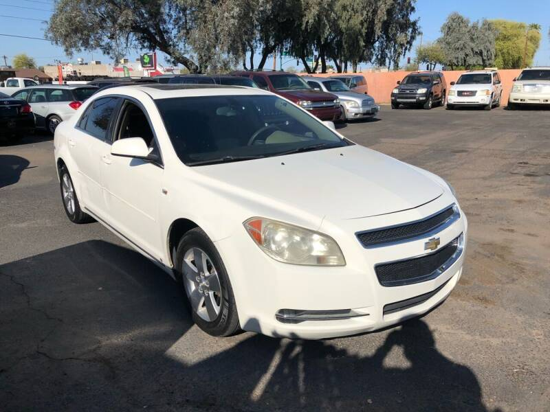 2008 Chevrolet Malibu Hybrid for sale at Valley Auto Center in Phoenix AZ