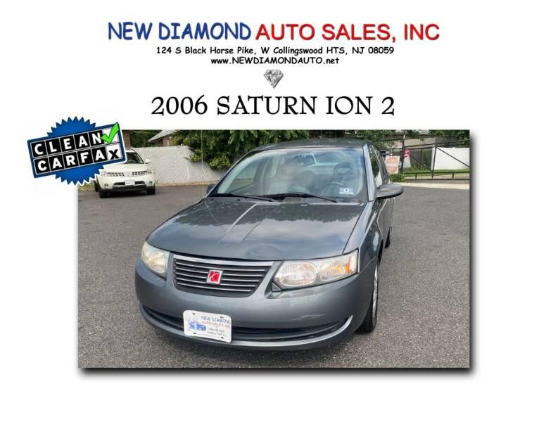 2006 Saturn Ion 2