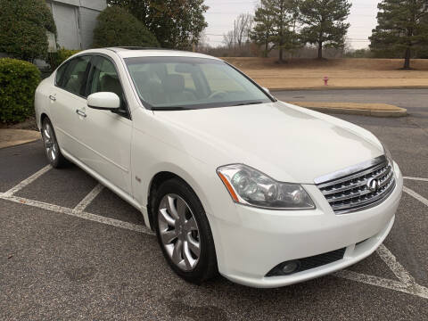 2007 Infiniti M35 for sale at CarWay in Memphis TN