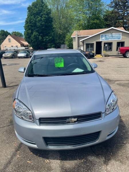 2006 Chevrolet Impala for sale at Auto Consider Inc. in Grand Rapids MI
