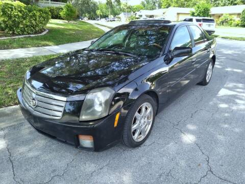 2003 Cadillac CTS for sale at Low Price Auto Sales LLC in Palm Harbor FL