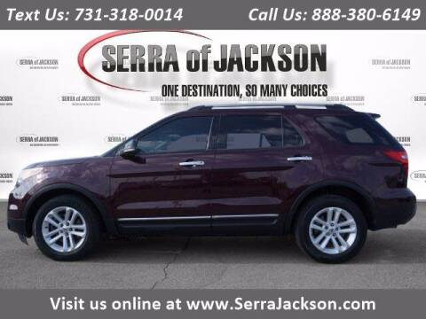 2011 Ford Explorer for sale at Serra Of Jackson in Jackson TN
