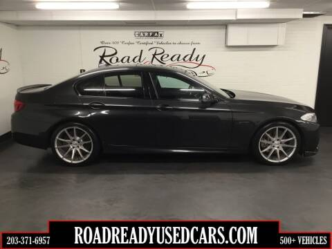 2013 BMW 5 Series for sale at Road Ready Used Cars in Ansonia CT