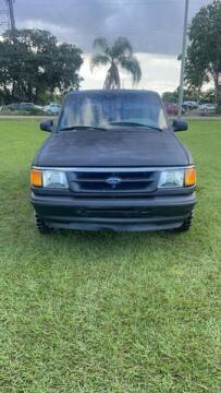 1995 Ford Ranger for sale at AM Auto Sales in Orlando FL