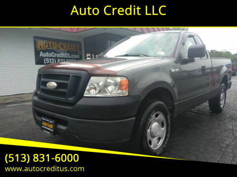 2007 Ford F-150 for sale at Auto Credit LLC in Milford OH