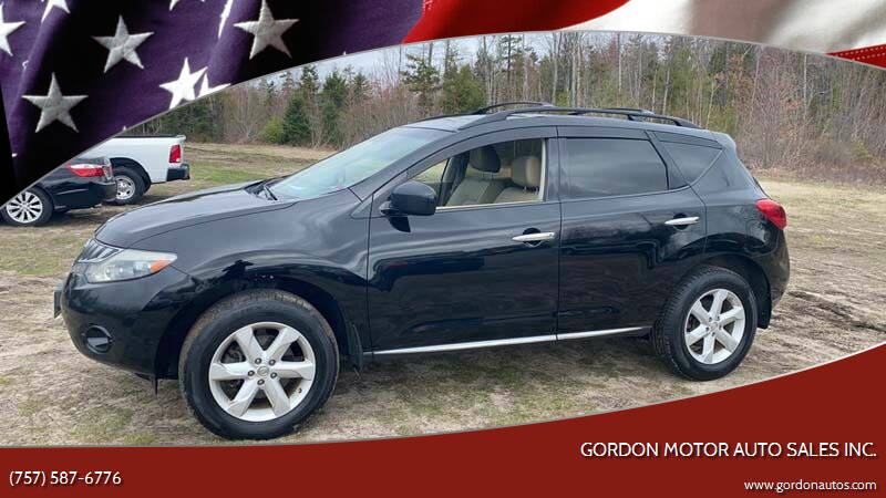 2010 Nissan Murano for sale at Gordon Motor Auto Sales Inc. in Norfolk VA